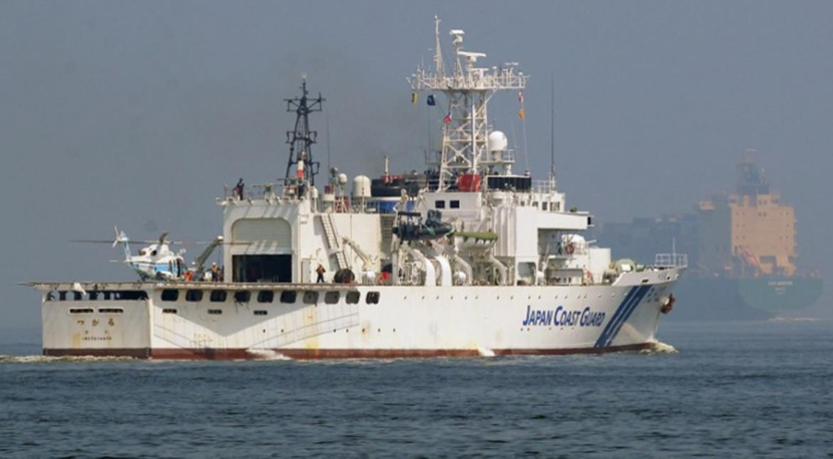 Nine missing after fishing boat capsizes off Japan