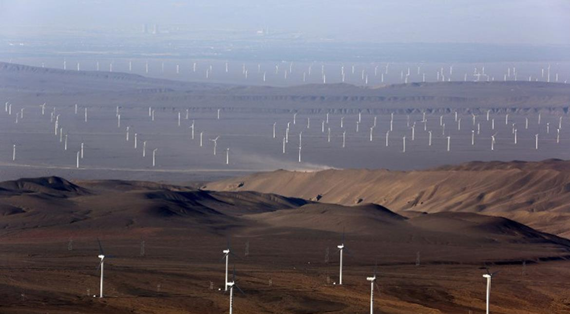 Apple invests in China's largest wind turbine maker
