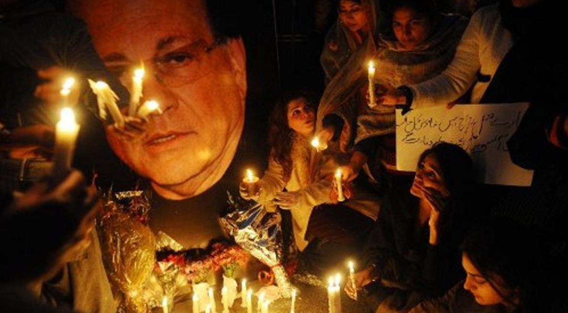 Pakistan: Over 100 clerics among 150 arrested for 'celebrating'  Salman Taseer's killing