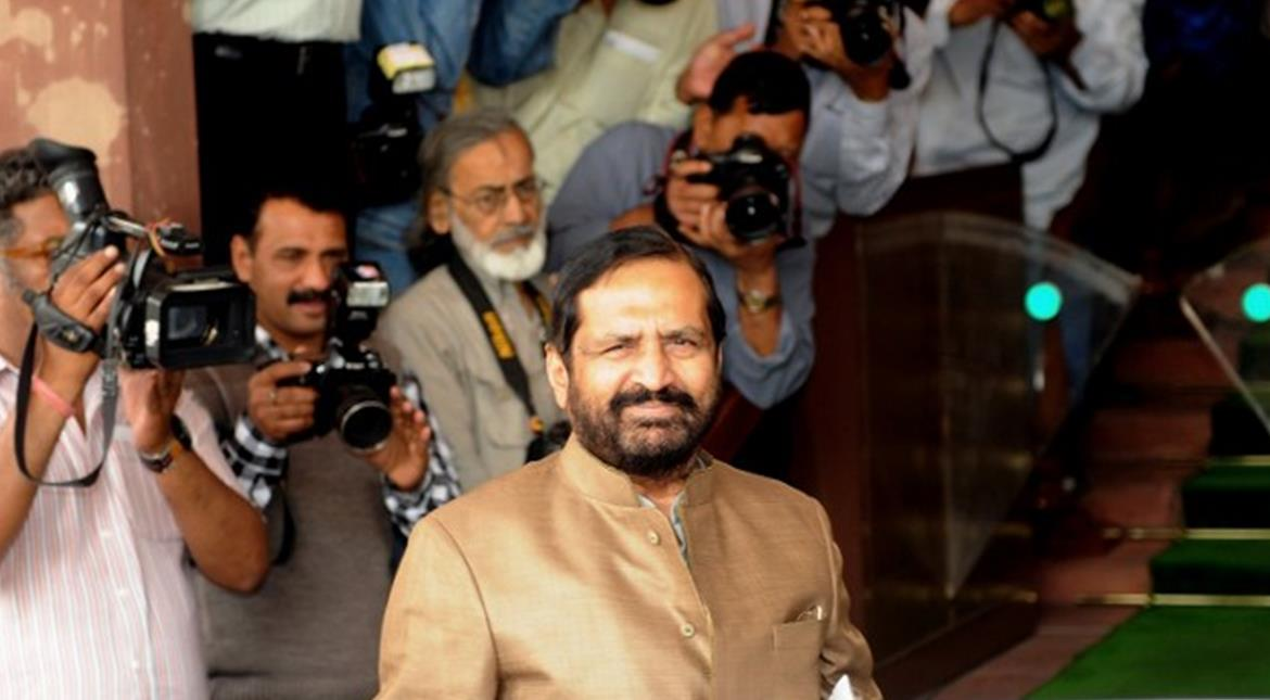 BJP calls for Suresh Kalmadi, Abhay Singh Chautala's removal as IOA life presidents