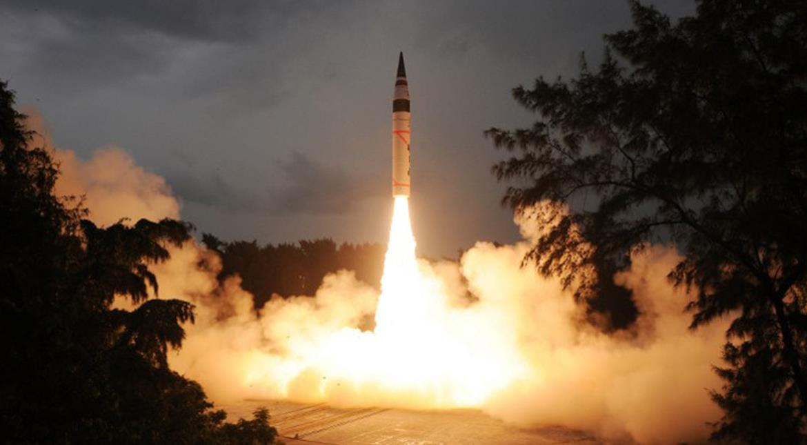 Interactive: Learn about Agni-V, India's long-range ballistic missile