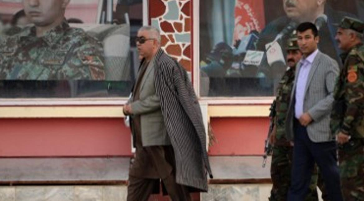 Afghanistan VP accused of kidnapping, torturing and sodomising political rival