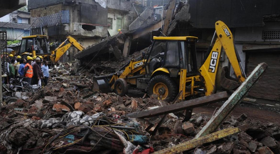 Hyderabad building collapse: 11 bodies recovered, 2 rescued