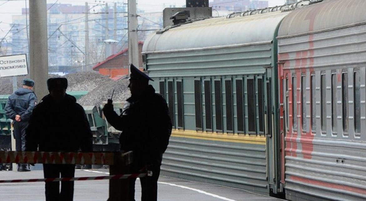 Russia: Police say no bomb found at evacuated railway stations