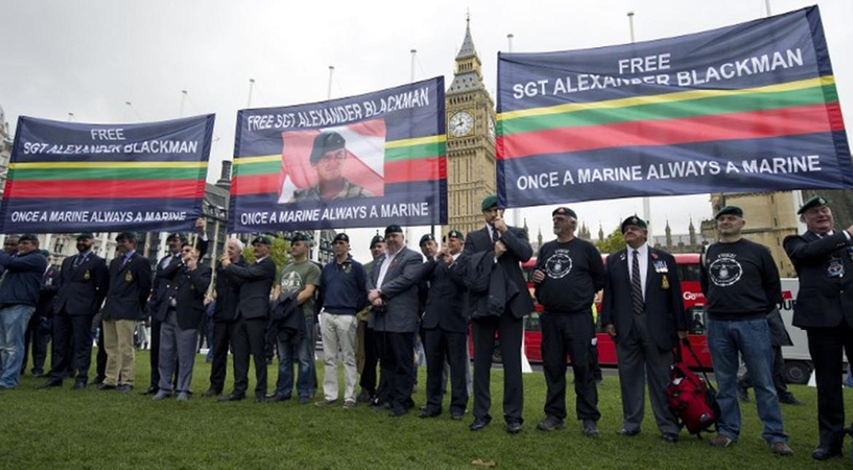 British soldier who killed Taliban fighter divides UK