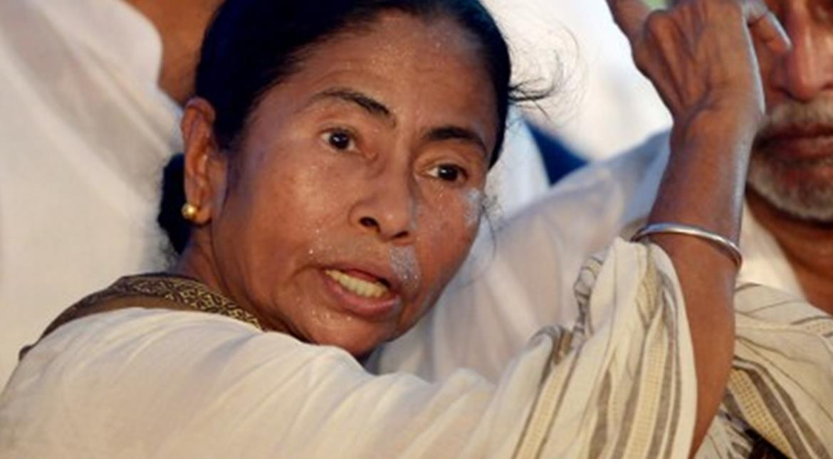 Bengal tax raids: CM Mamata Banerjee flays central police deployment