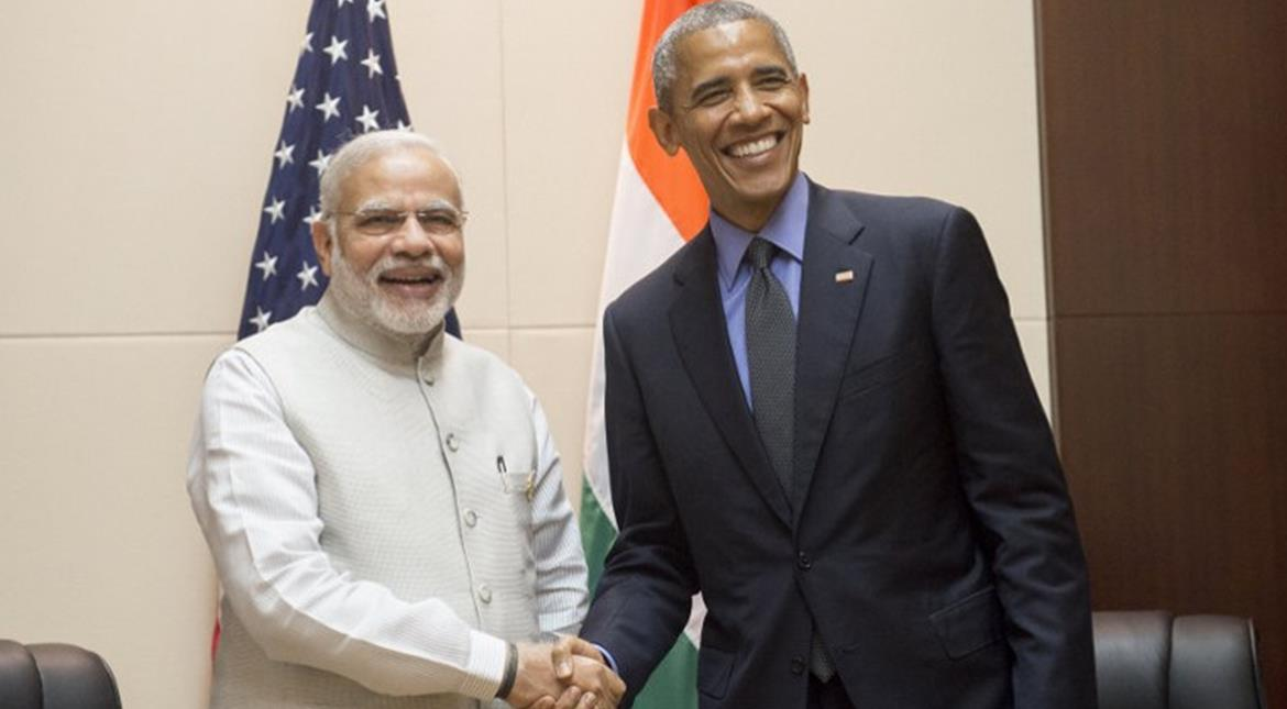 Obama signs $618 billion defence bill, boosts security cooperation with India