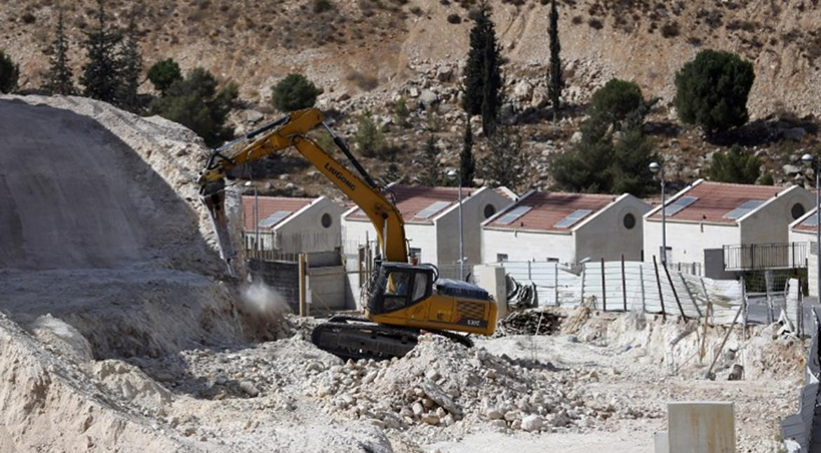 UN demands end to Israeli settlements in Palestine