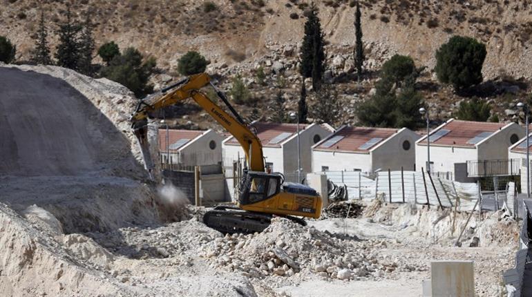 UN demands end to Israeli settlements in Palestine