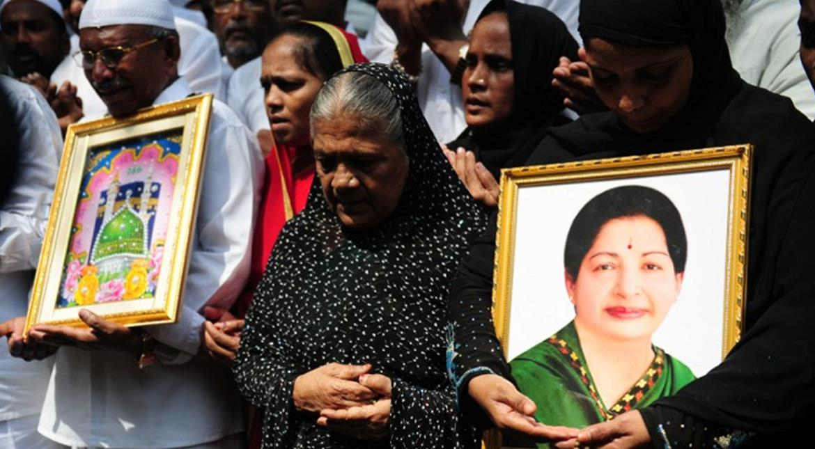 India: AIADMK says 77 people died of grief over Jayalalithaa's death