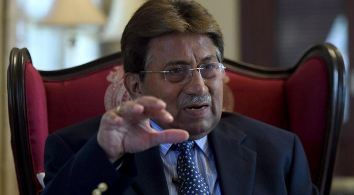 Ex-Army chief Raheel Sharif helped me get out of Pakistan: Pervez Musharraf