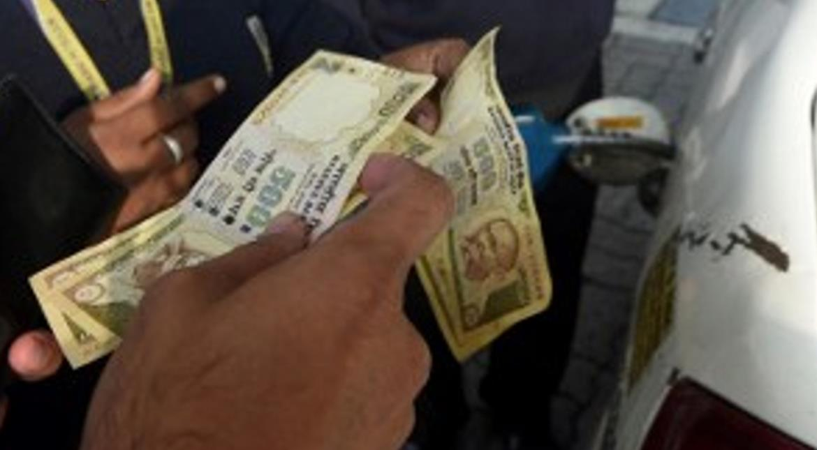 Demonetisation: All exemptions on use of old Rs 500 note to be withdrawn tonight