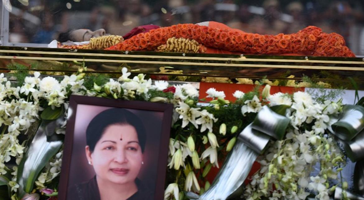 Why can't her body be exhumed? Madras HC raises questions over Jayalalithaa's death