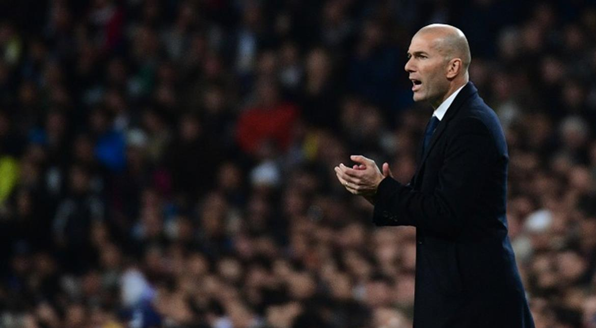 Champions League: Zidane 'angry' as Real surrender lead and top spot