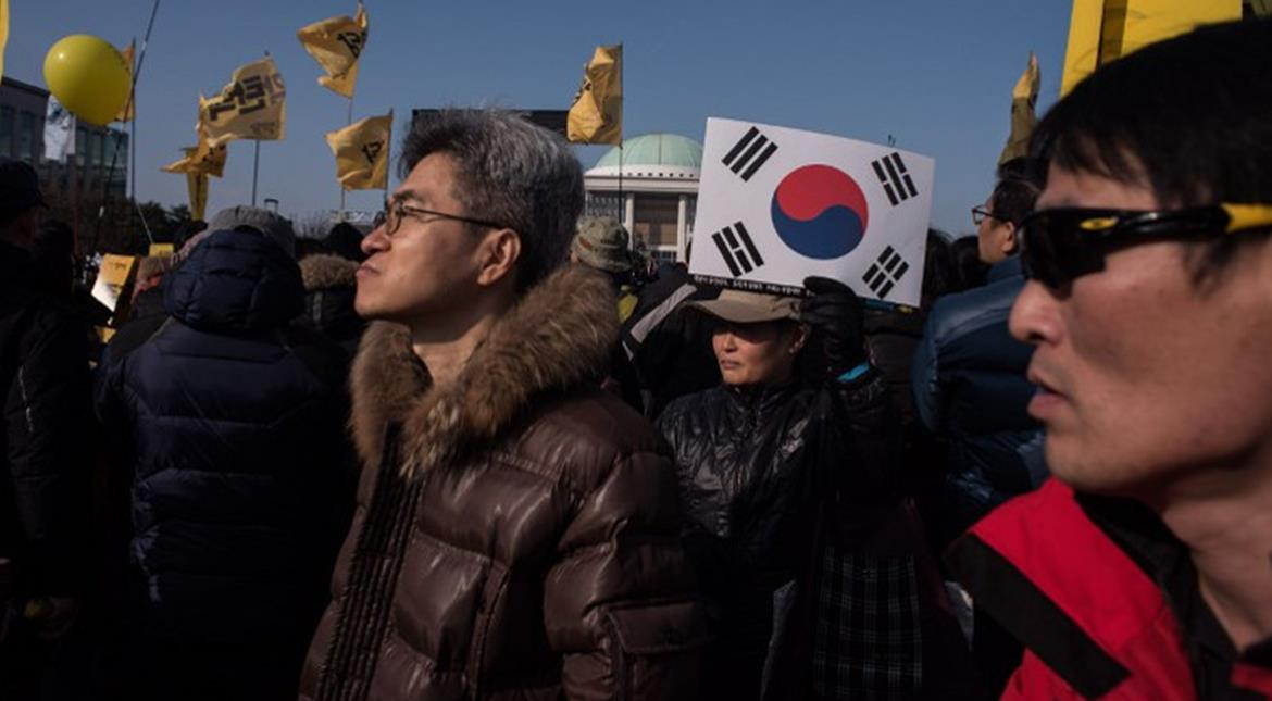 South Korea: Anti-Park protesters to march on Christmas Eve