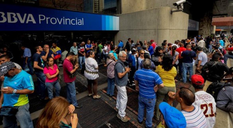 Venezuela also demonetises, chaos follows