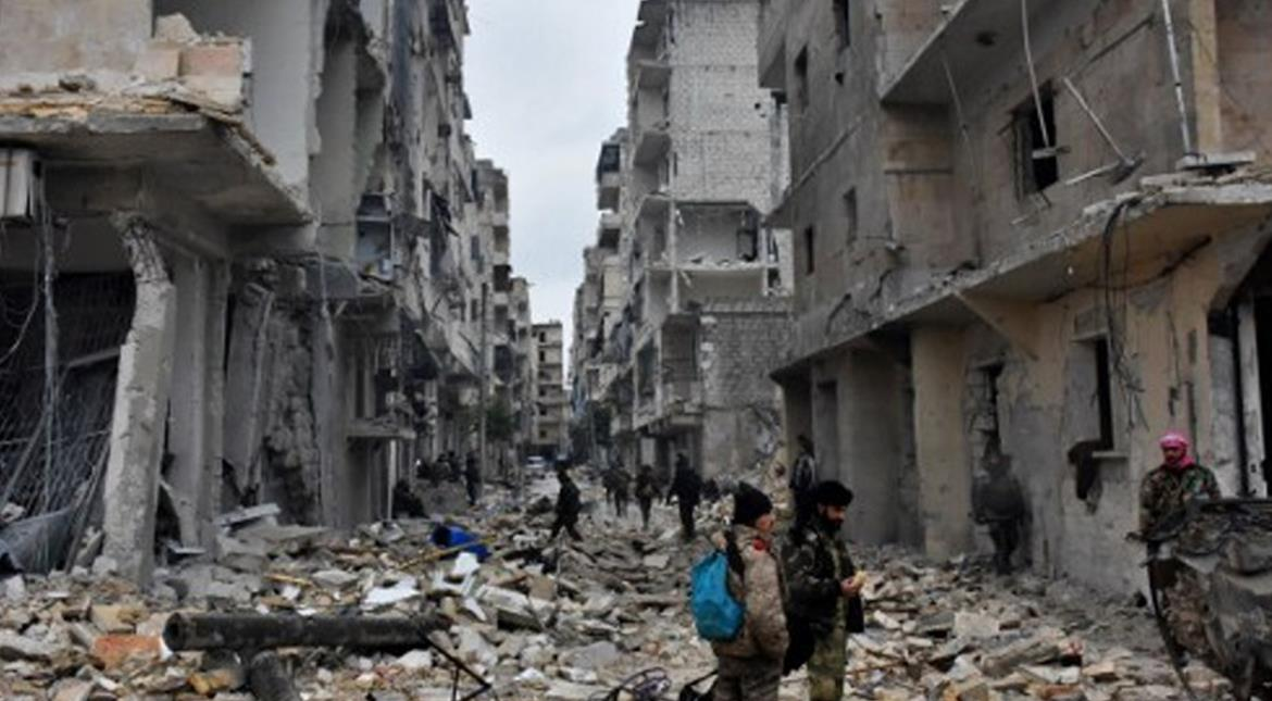 Syria rebels announce new evacuation deal for Aleppo