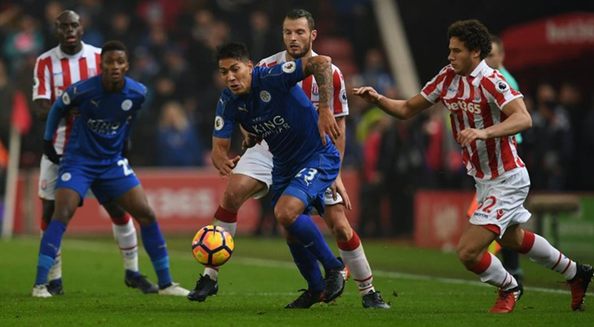 What got ailing Leicester going? Anger