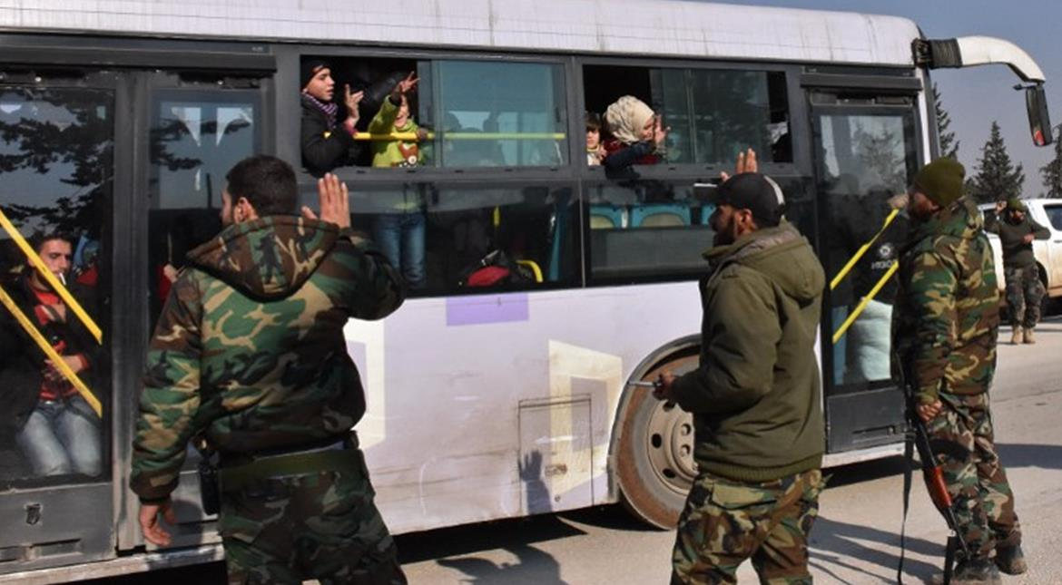 Syrian army urges remaining rebels, civilians to leave Aleppo