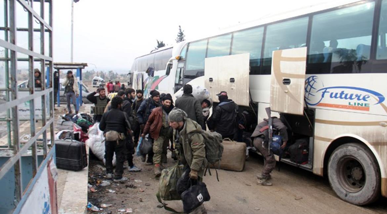 Syrian army: Aleppo recaptured after evacuation