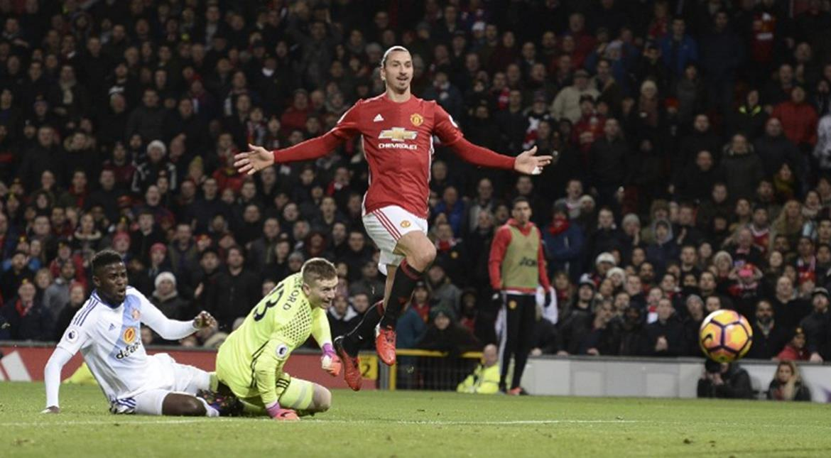 Football: Ibra won't leave Man Utd a failure, vows Mourinho