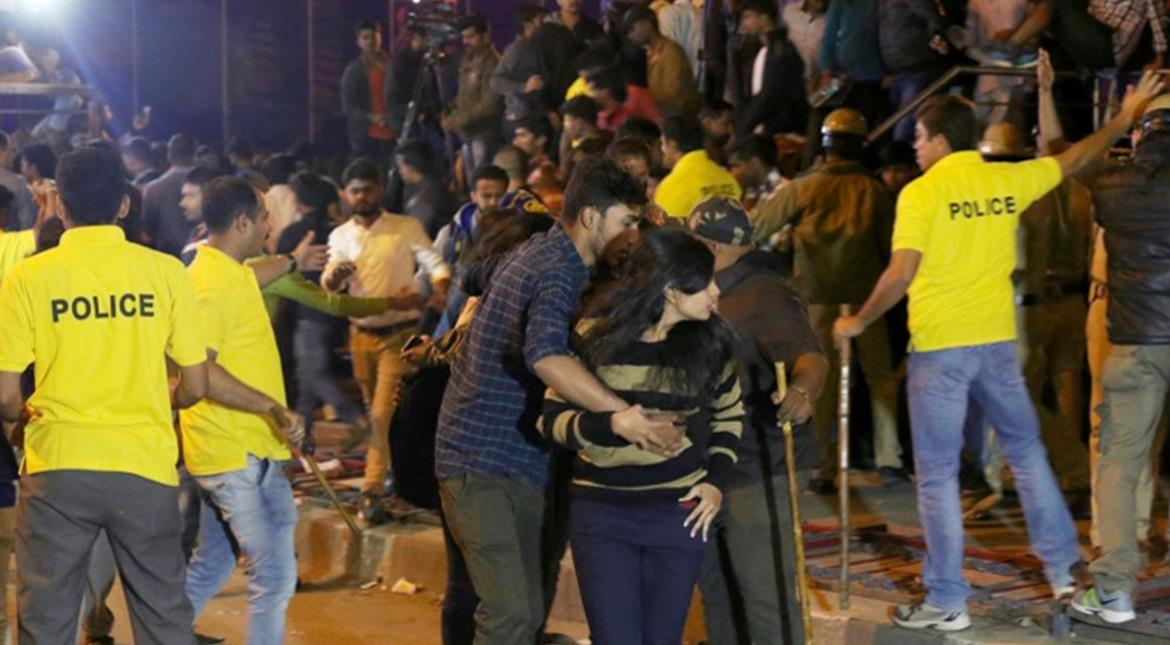 India: Fury after women are assaulted & minister says 'such incidents do happen'