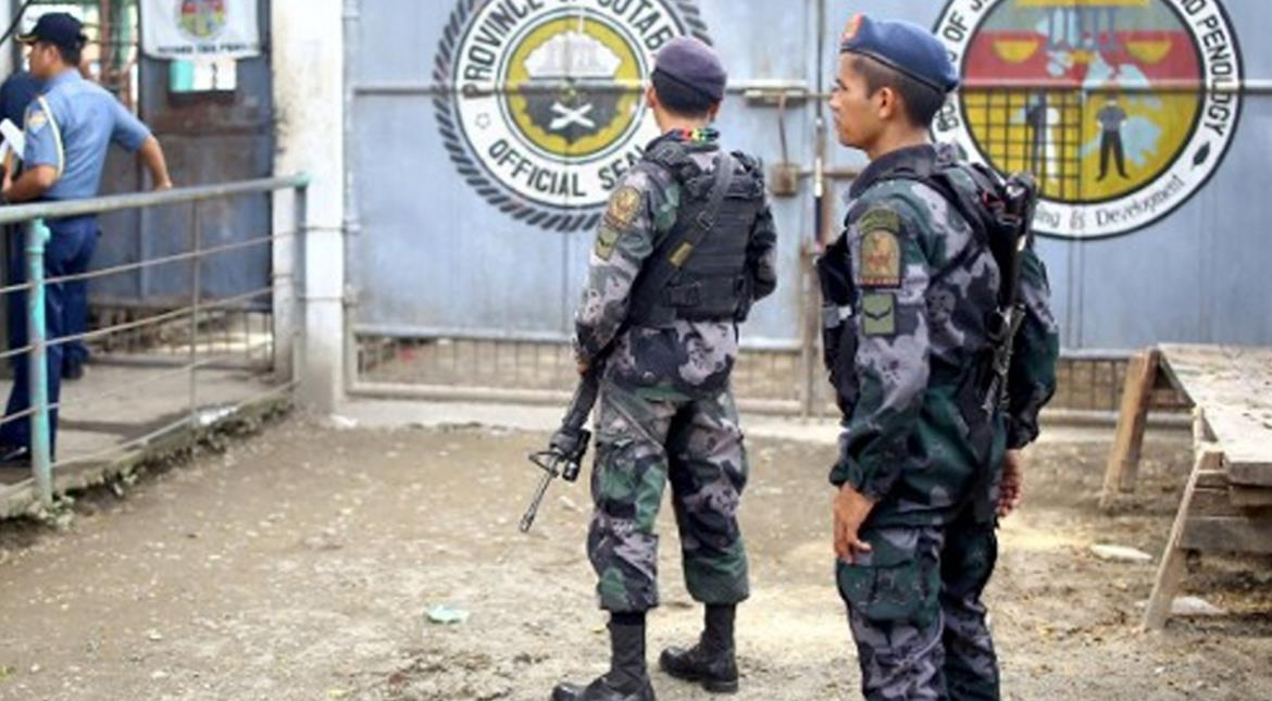Philippines: More than 150 inmates escape after jail is raided