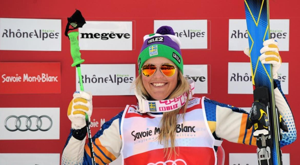 Swedish skier Holmlund placed in coma after training crash