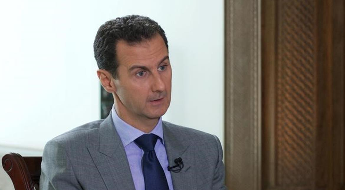 Syria's Assad says no chance of truce in Aleppo