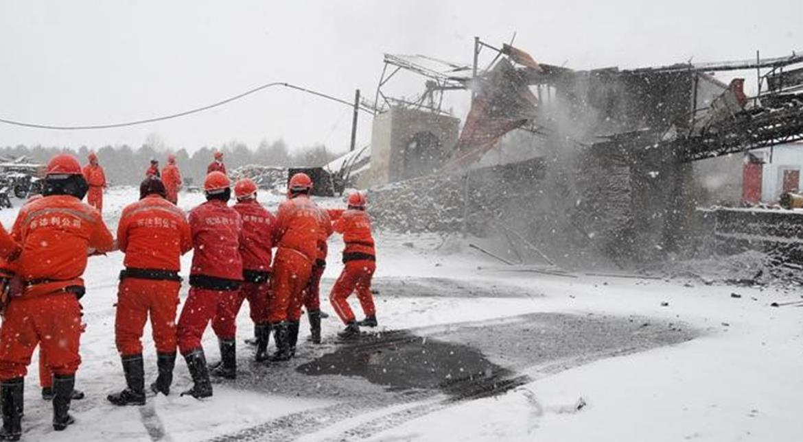 China: 7 dead in mine blast; 60 miners killed in a week