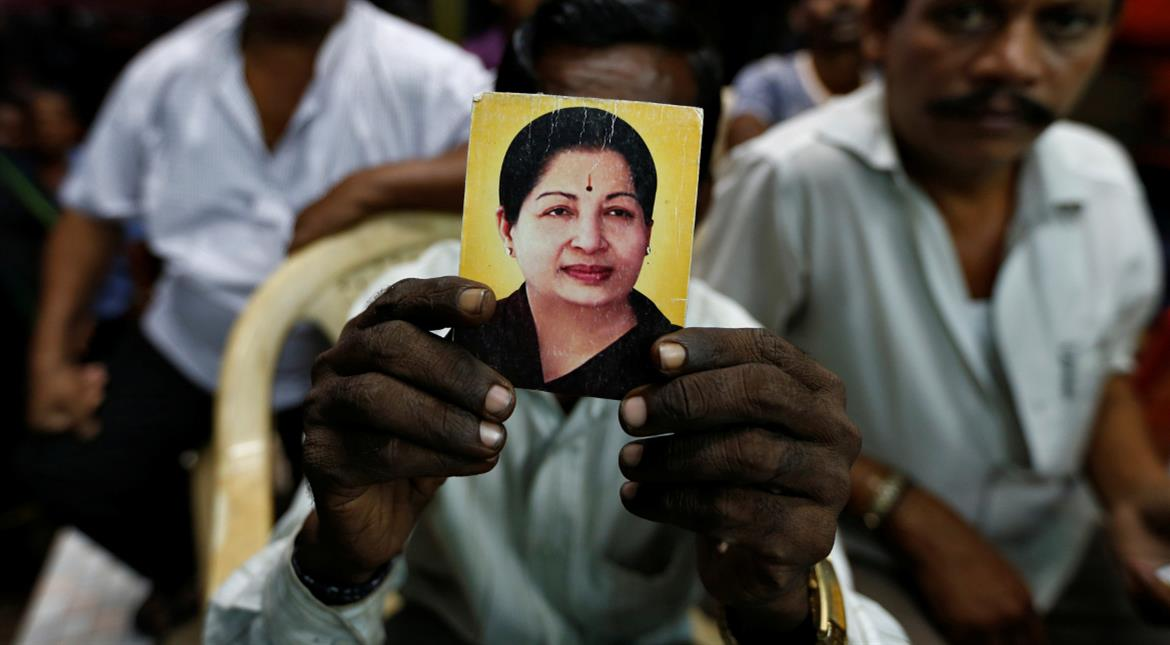 Chennai comes to grinding halt morning after Jayalalithaa's death
