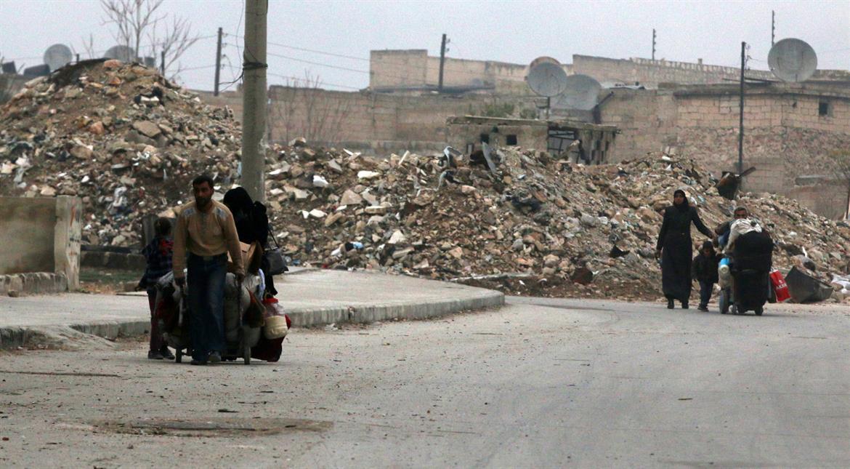 Russia, China block UN demand for seven-day Aleppo truce