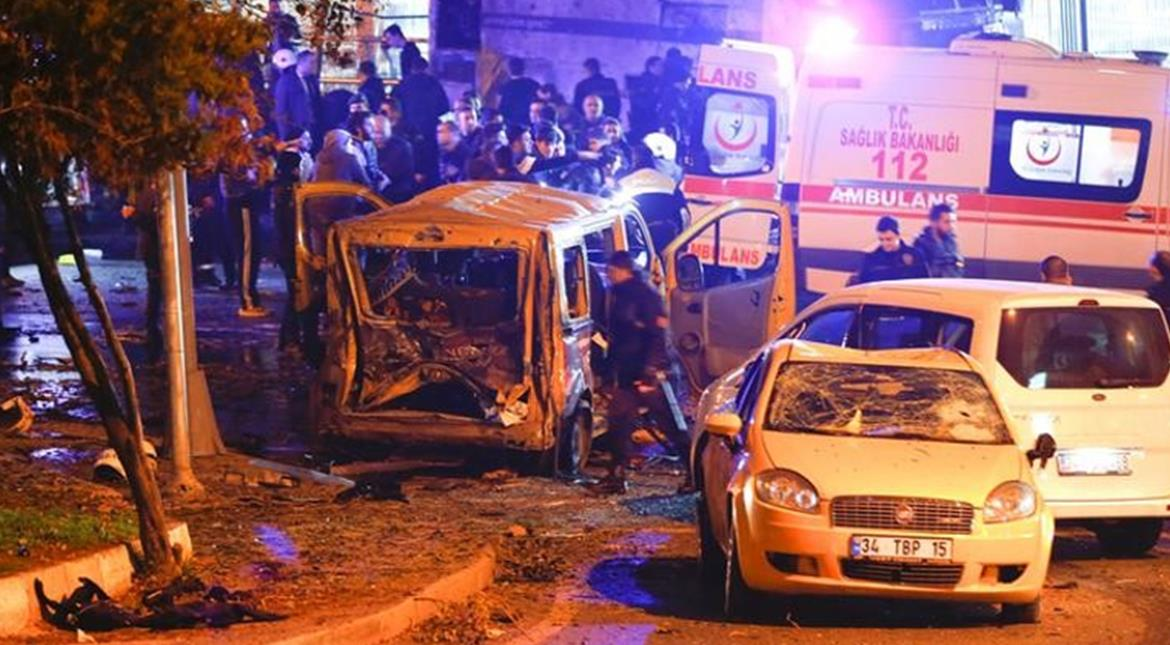 Kurdish militant PKK may be behind Istanbul stadium blast: Turkey's Deputy PM
