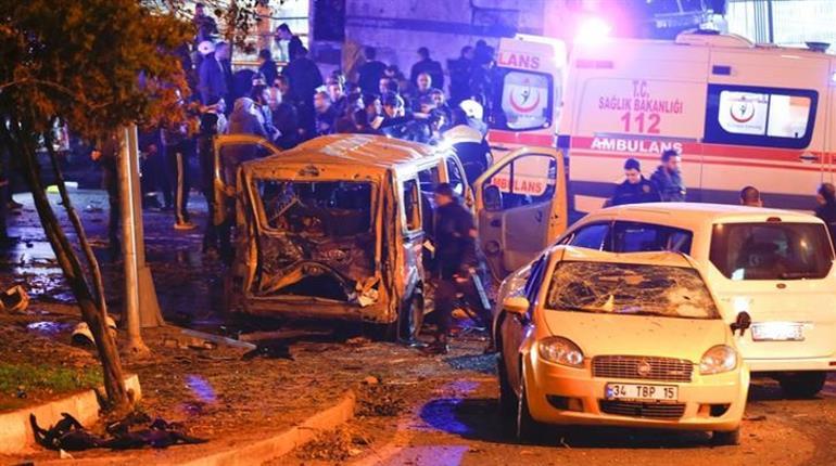 Kurdish militant PKK may be behind Istanbul stadium blast: Turkey's Deputy PM
