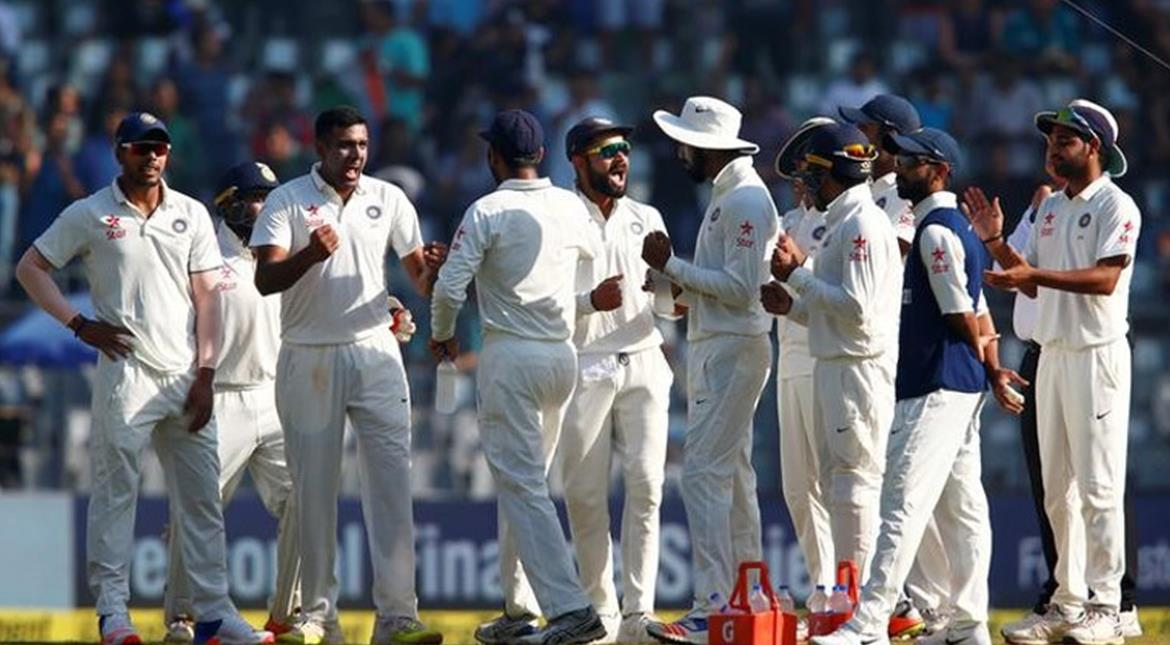 India beat England in 4th test, take 3-0 lead in 5-match series