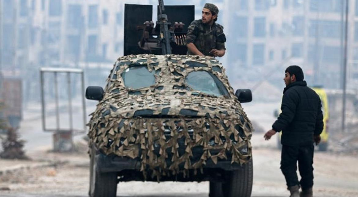 Aleppo offensive in final stages, says Syrian general