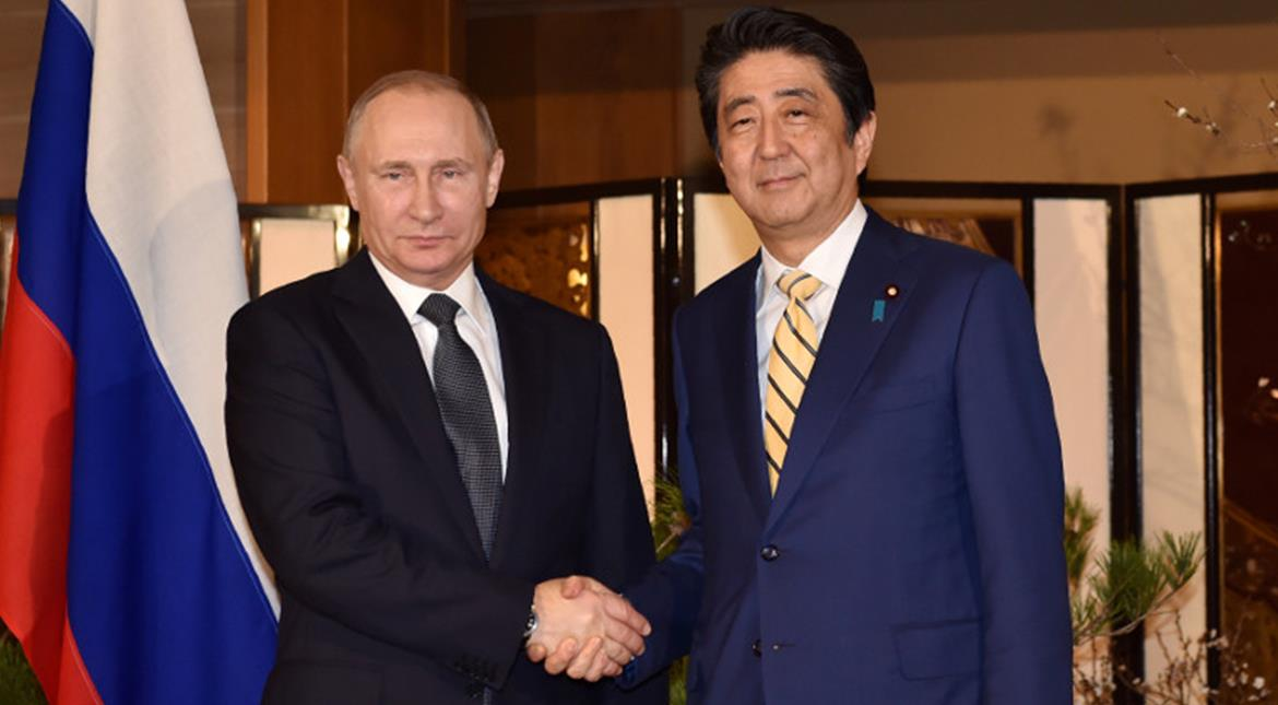 Abe, Putin head into day two of summit with little to show on isles row