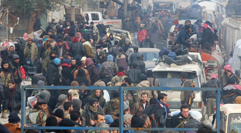 Russia to veto French draft UN resolution on Aleppo evacuation