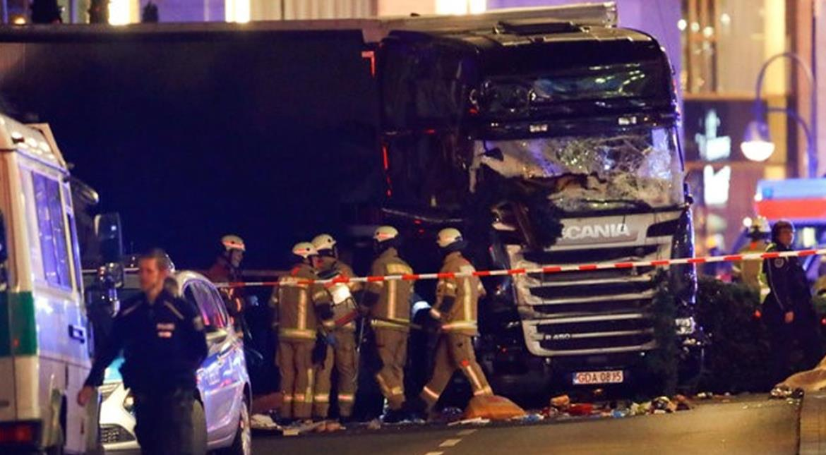 Berlin: 12 killed, 48 injured as truck ploughs into crowd at Christmas market