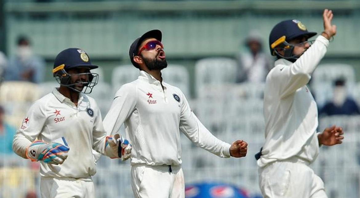 Cricket: India finish year as top-ranked Test side