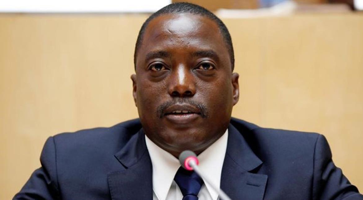 Congo nears deal under which Kabila to leave power by end 2017