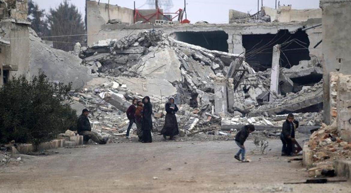 Syria: Ceasefire survives after initial clashes