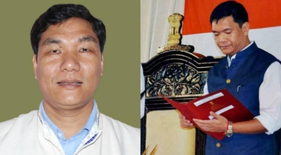 India: Takam Pario likely to be next Arunachal chief minister