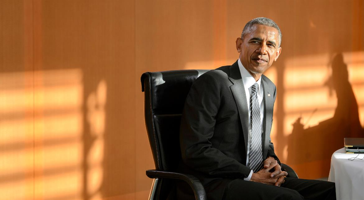 Could have been re-elected for third term: Obama