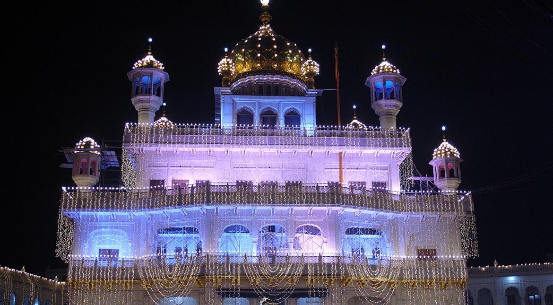 Patna turns into mini- Punjab for the 350th birth anniversary of Guru Gobind Singh
