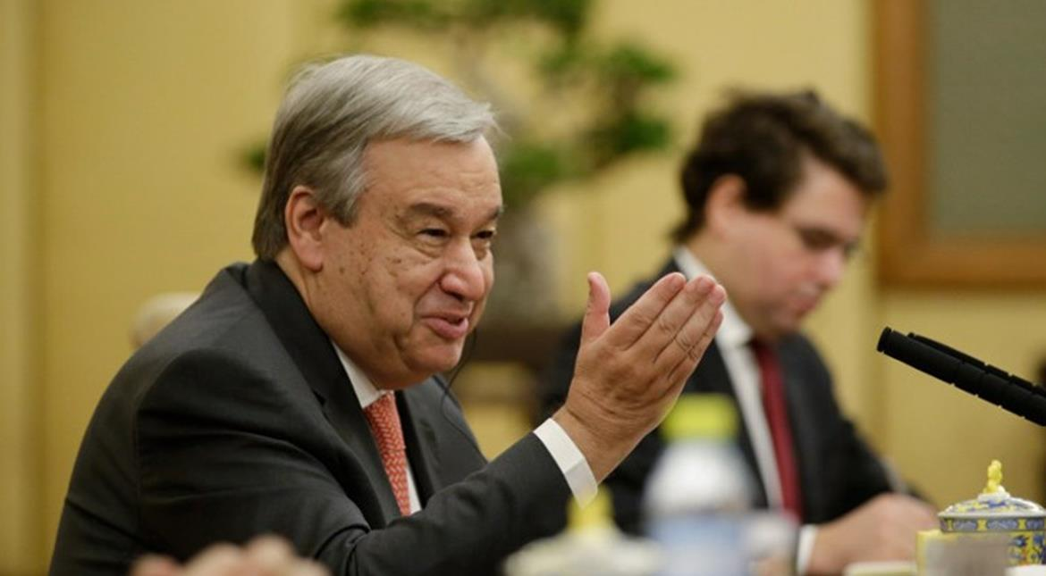 Antonio Guterres to be sworn-in as UN Secretary General tomorrow