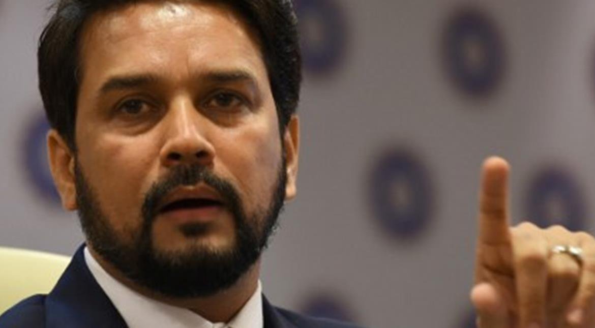 Indian cricket chief Anurag Thakur may be jailed for perjury