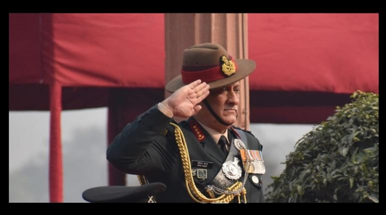Will give 'hard' response to cross-border terror: Indian Army chief