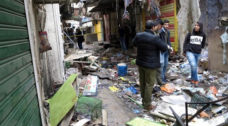 Iraq: At least 24 killed in car bomb attack in Baghdad