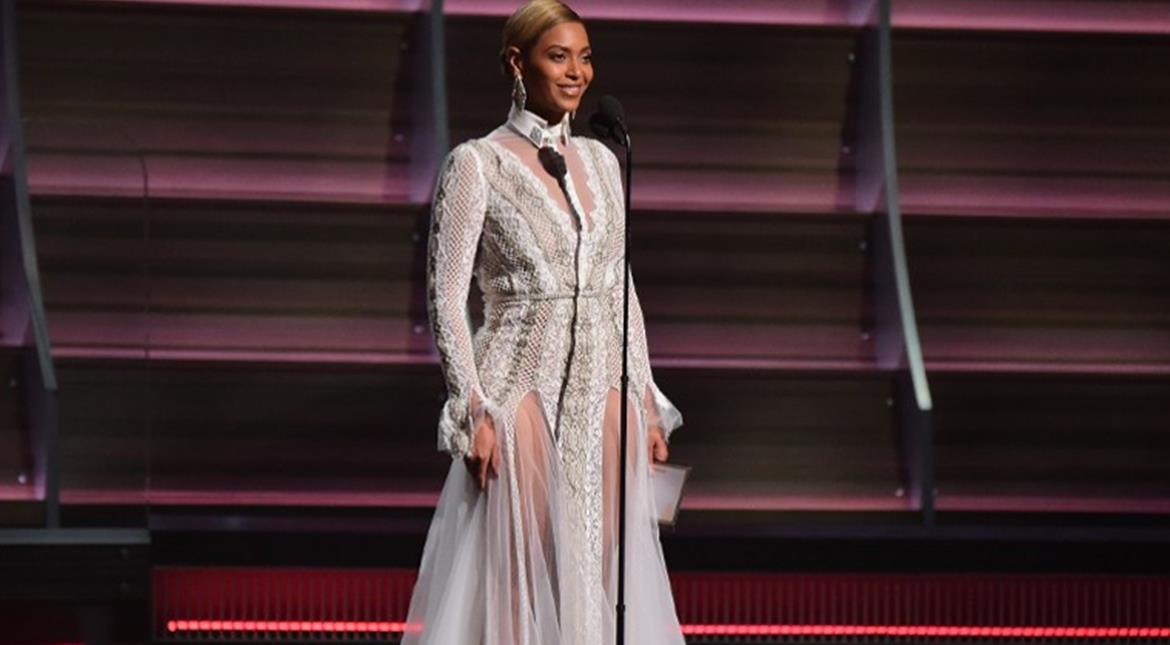 Beyonce tops list of most charitable celebrities of 2016